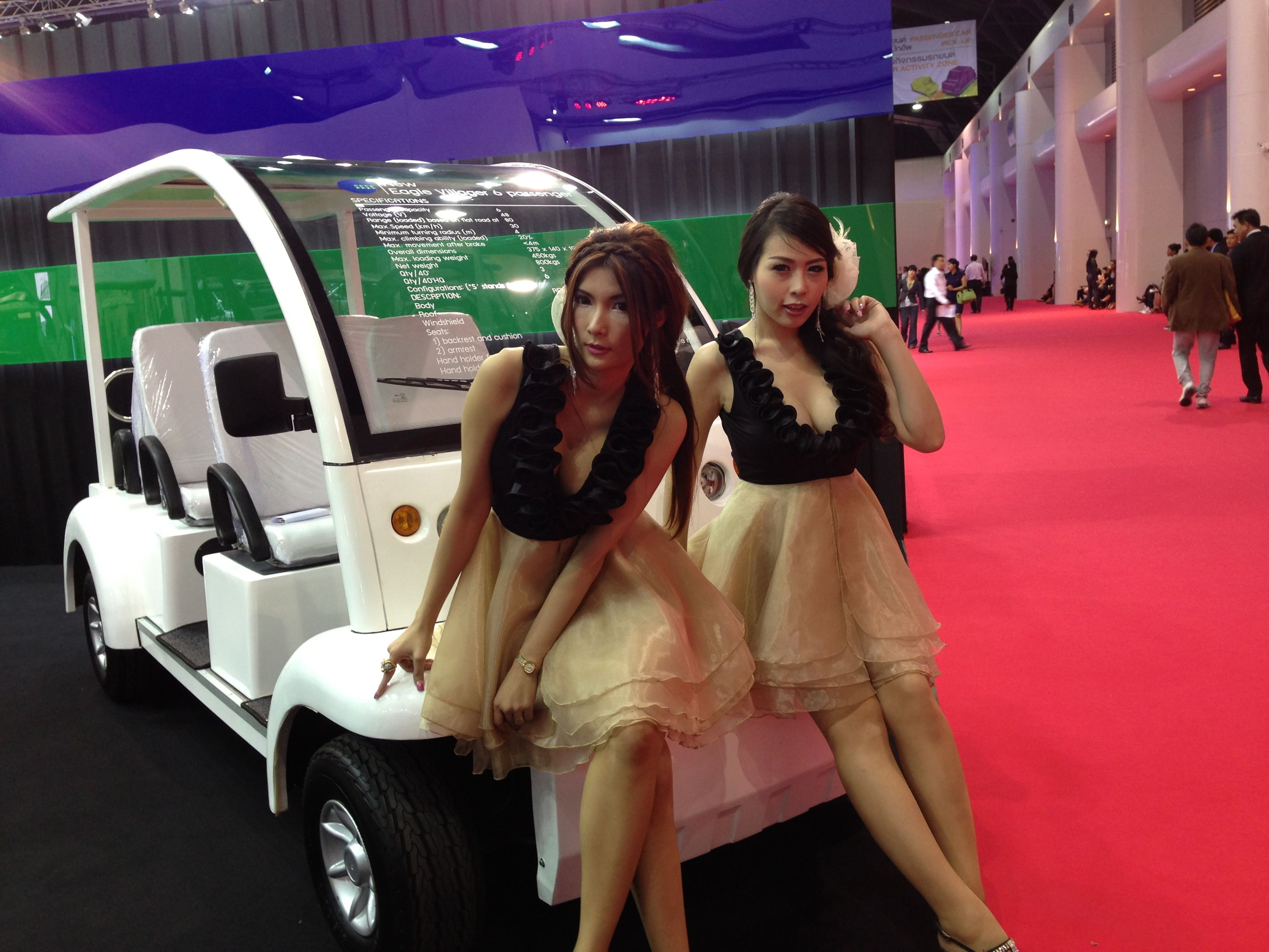 Gem Corporation at Motor Show 2013